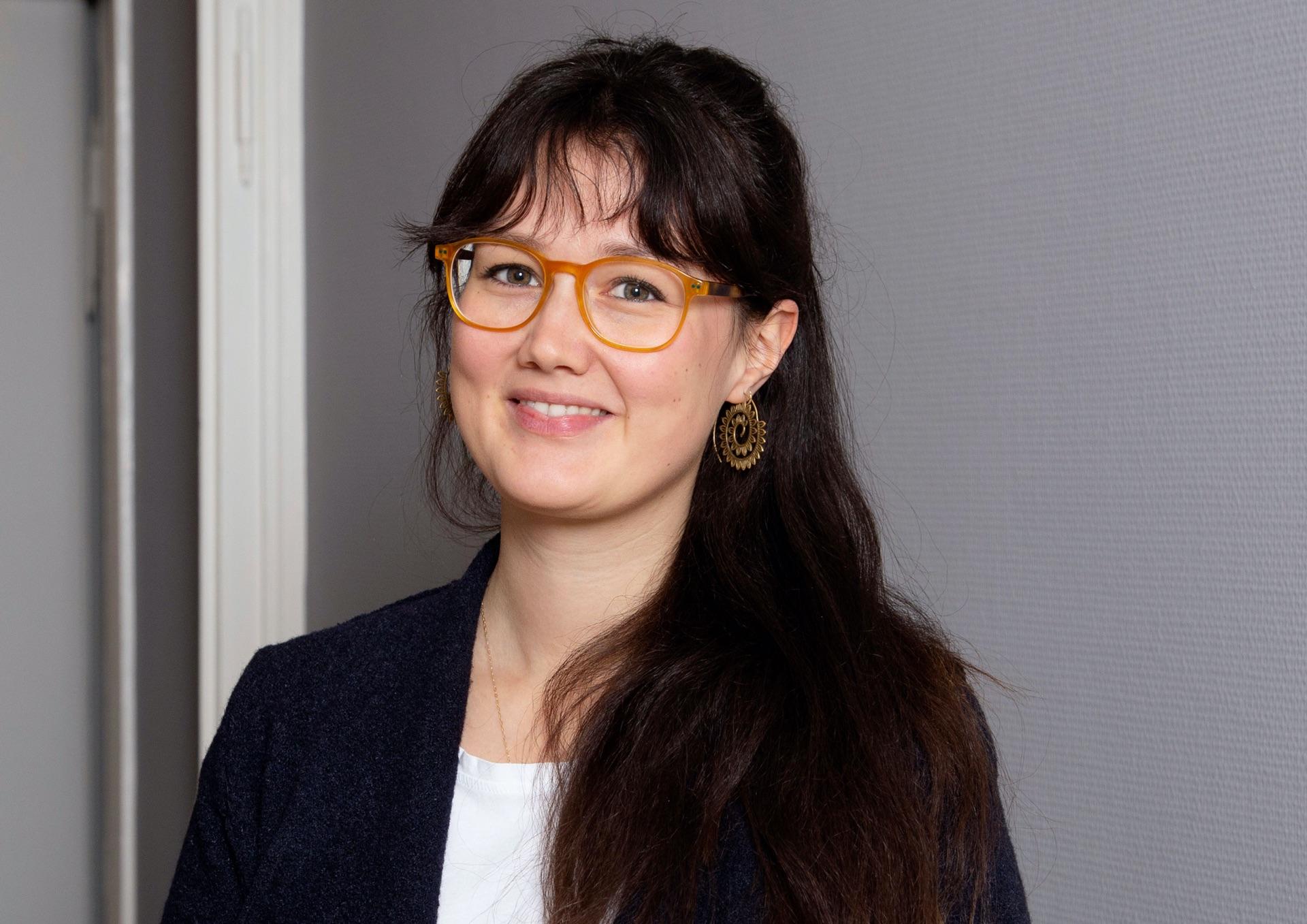 Annina Pauli Buggyfit-Nutritionist