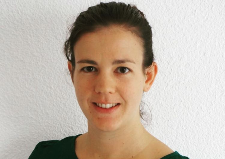 Ariane Herger Buggyfit-Kursleiterin