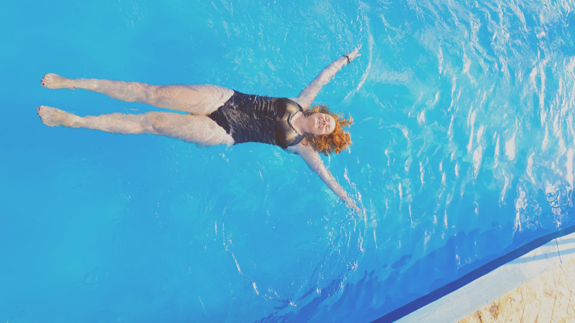 Schwimmen nach der Entbindung