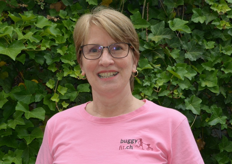 Cindy Suter Buggyfit-Kursleiterin