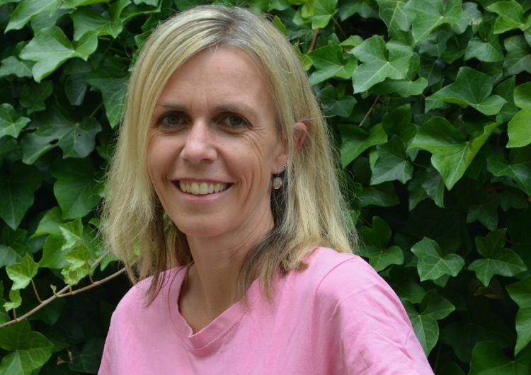 Sibylle Früh Buggyfit-Kursleiterin