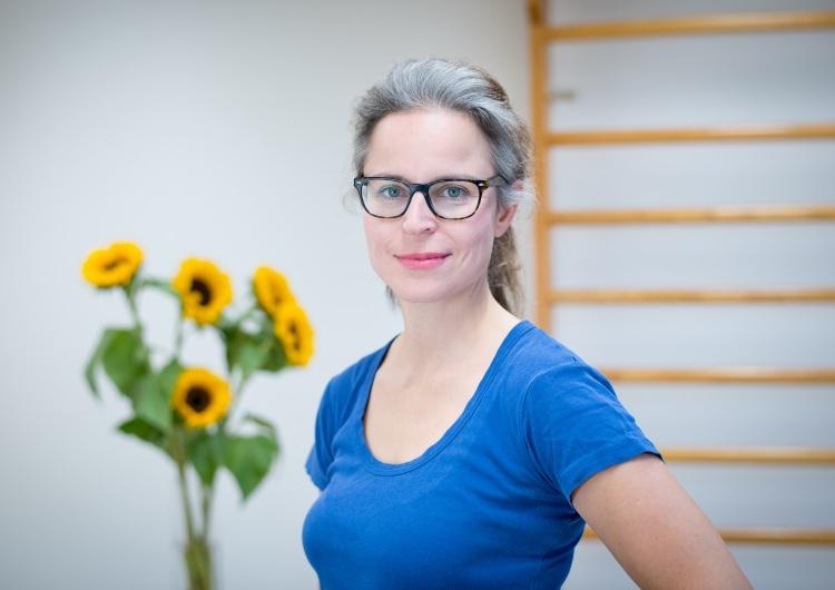Luzia Stöhr Buggyfit-Kursleiterin