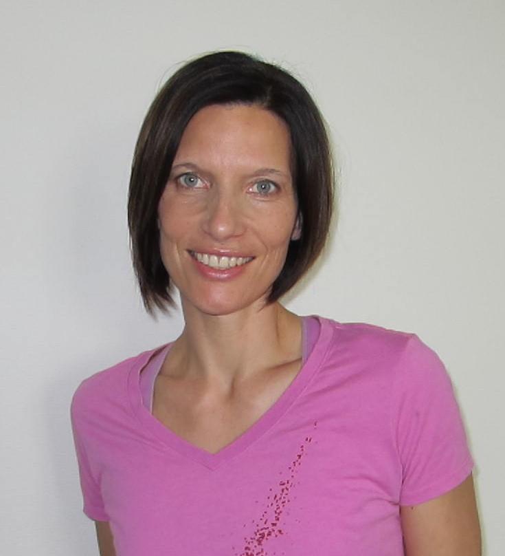 Marion Furlani Buggyfit-Kursleiterin
