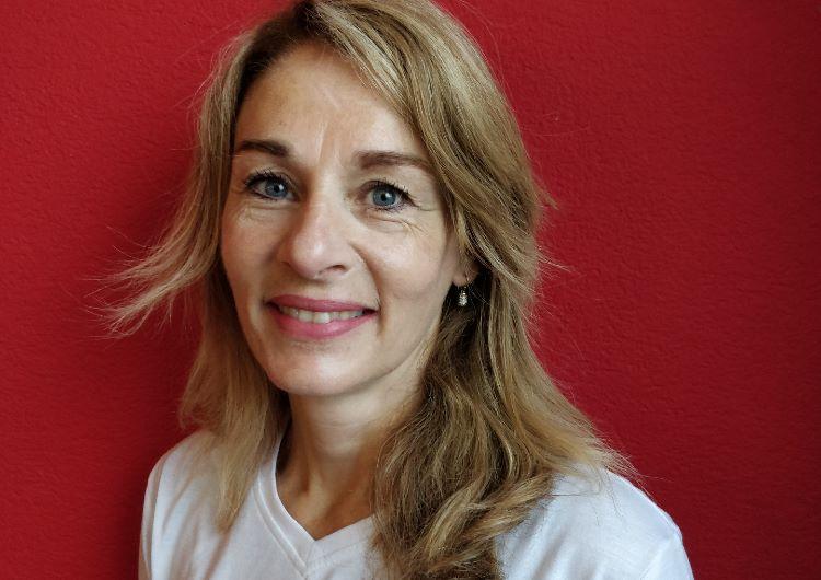 Viviana Velardi Buggyfit-Kursleiterin