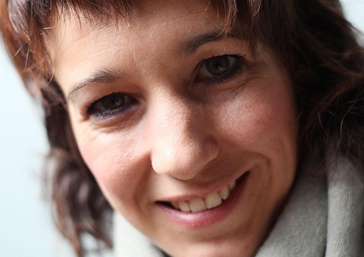 Caroline Gumbiller Buggyfit-Kursleiterin