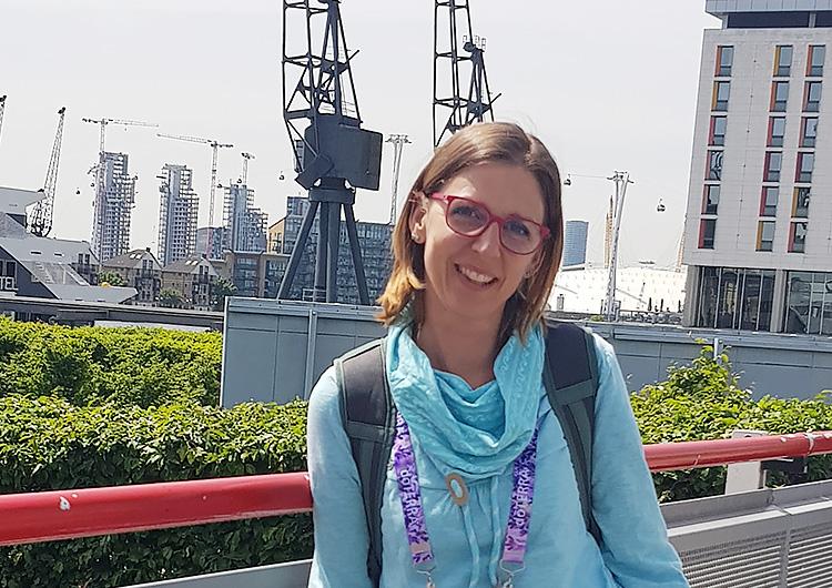 Danielle Schneider Buggyfit-Kursleiterin