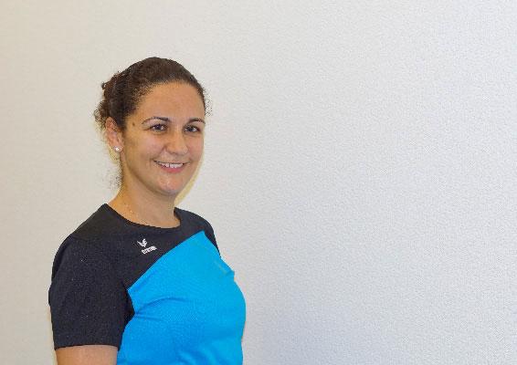 Erika Fraga Lencioni Buggyfit-Kursleiterin