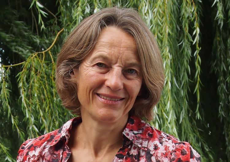 Nina Schweigert Buggyfit-Kursleiterin