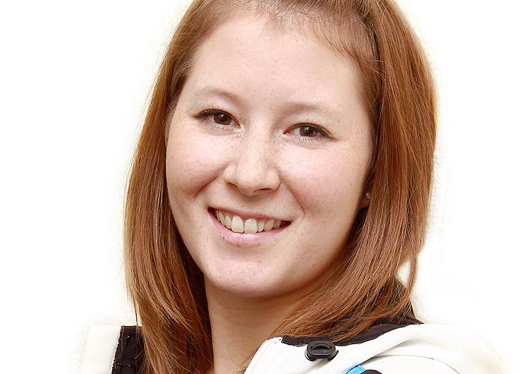 Sabina Flückiger Buggyfit-Kursleiterin